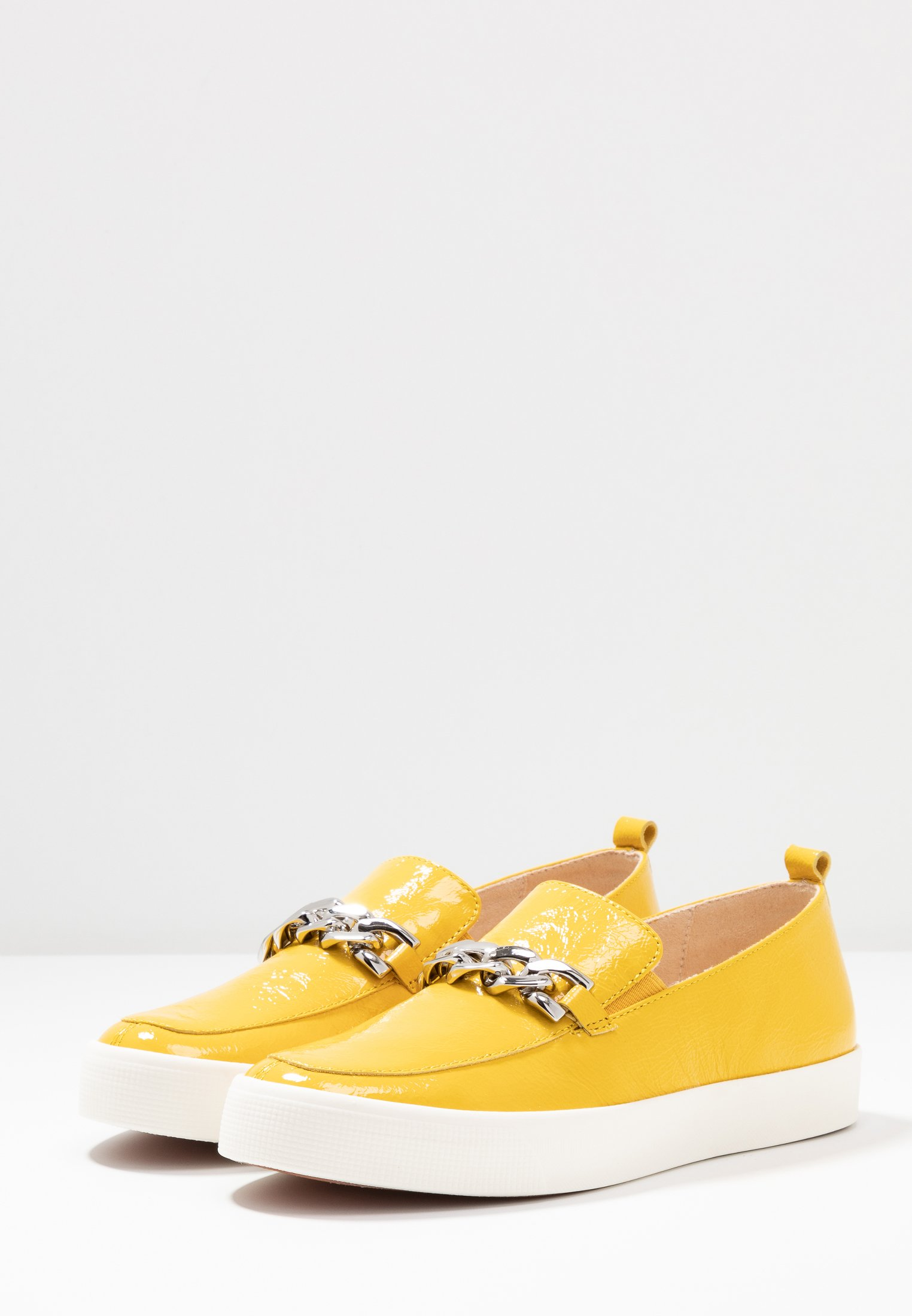Caprice Scarpe senza lacci - lemon