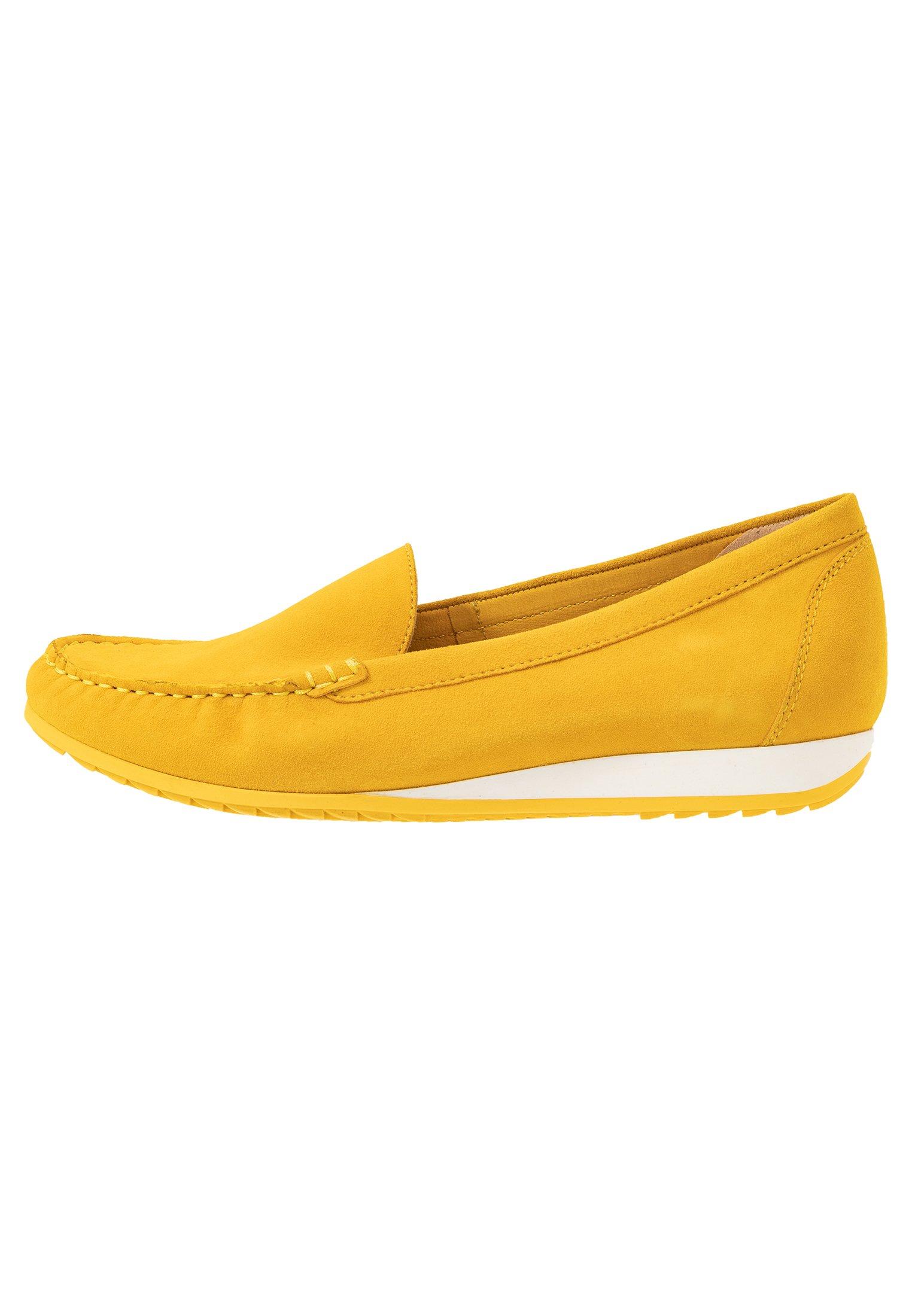 ALDO BERGALA - Slippers - yellow