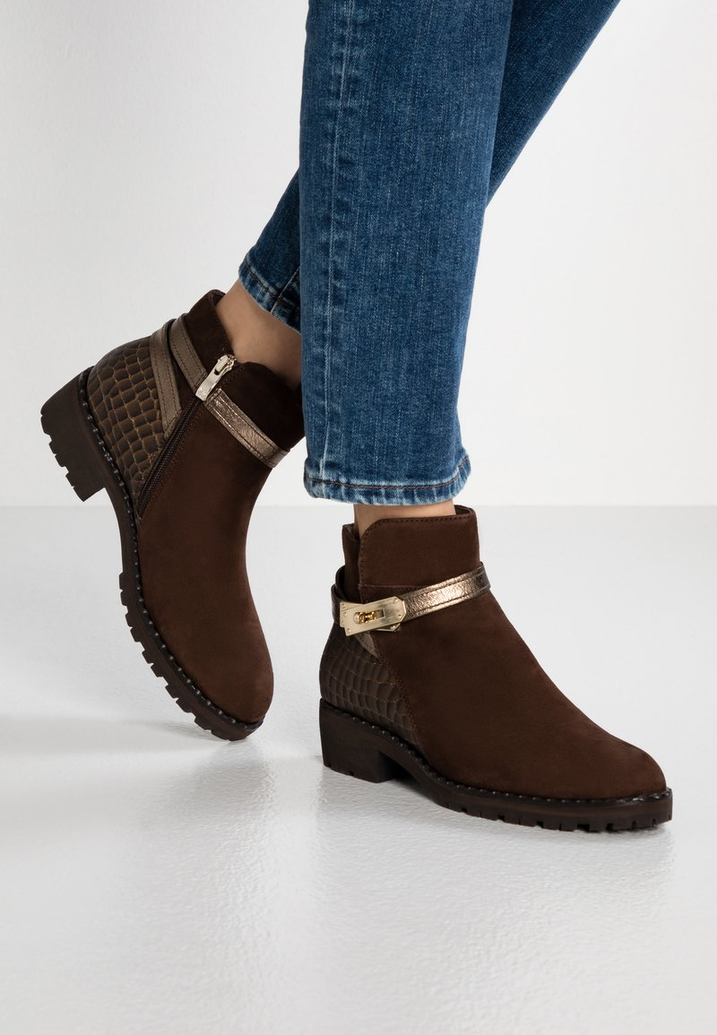 Caprice - Classic ankle boots - brown