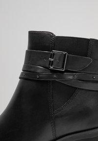 Caprice - Cowboystøvletter - black - 2