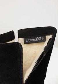 Caprice - Kozaki - black - 2