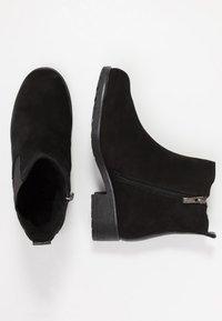 Caprice - Kotníkové boty - black - 3