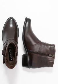 Caprice - Ankelboots - dark brown - 3