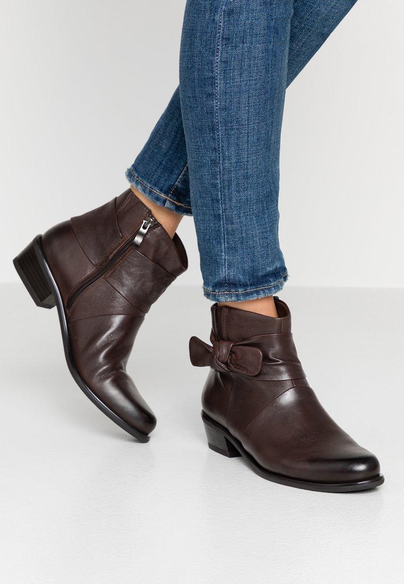 Caprice - Ankelboots - dark brown