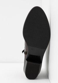 Caprice - Ankelboots - dark brown - 6