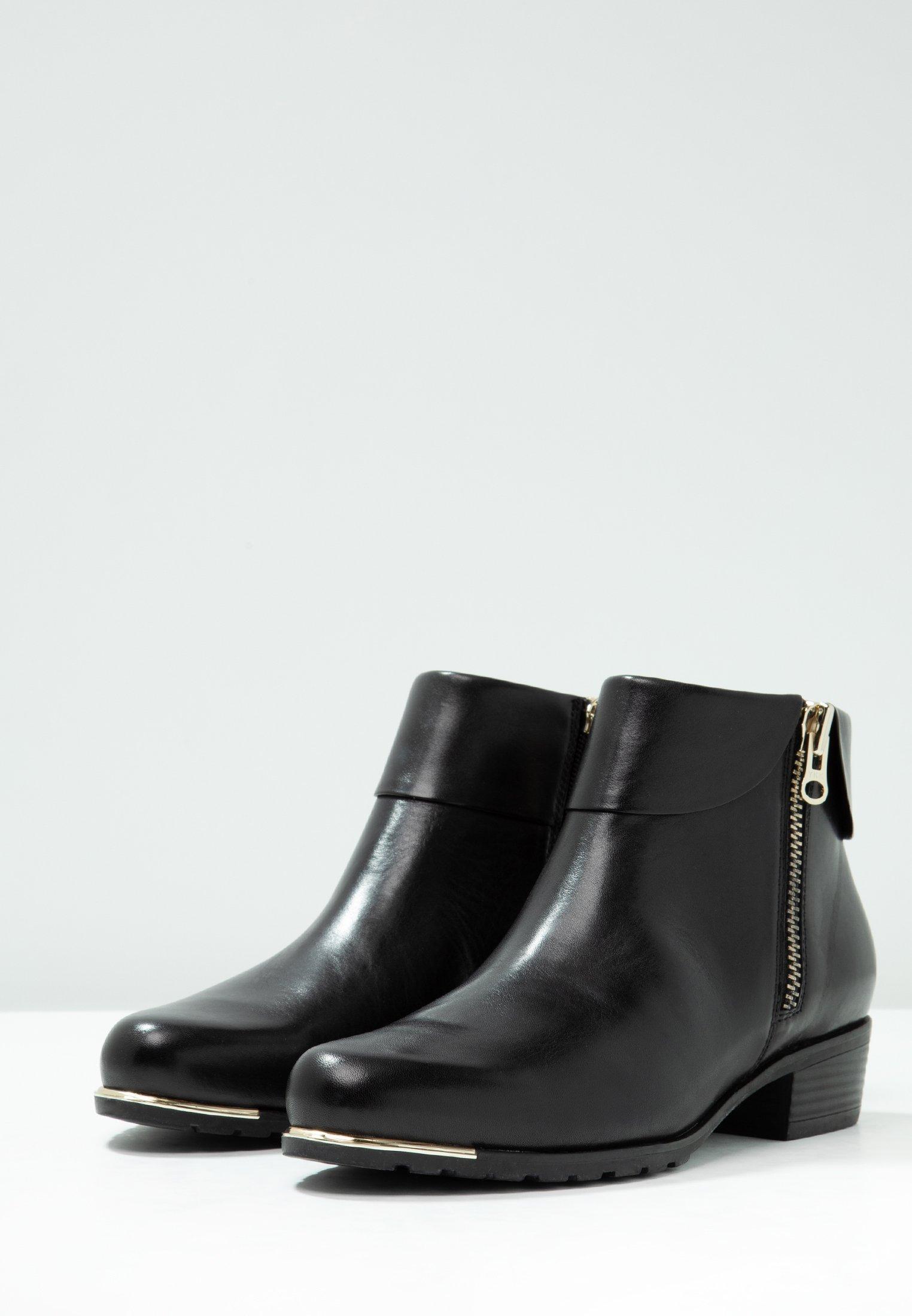 Caprice Boots à talons black