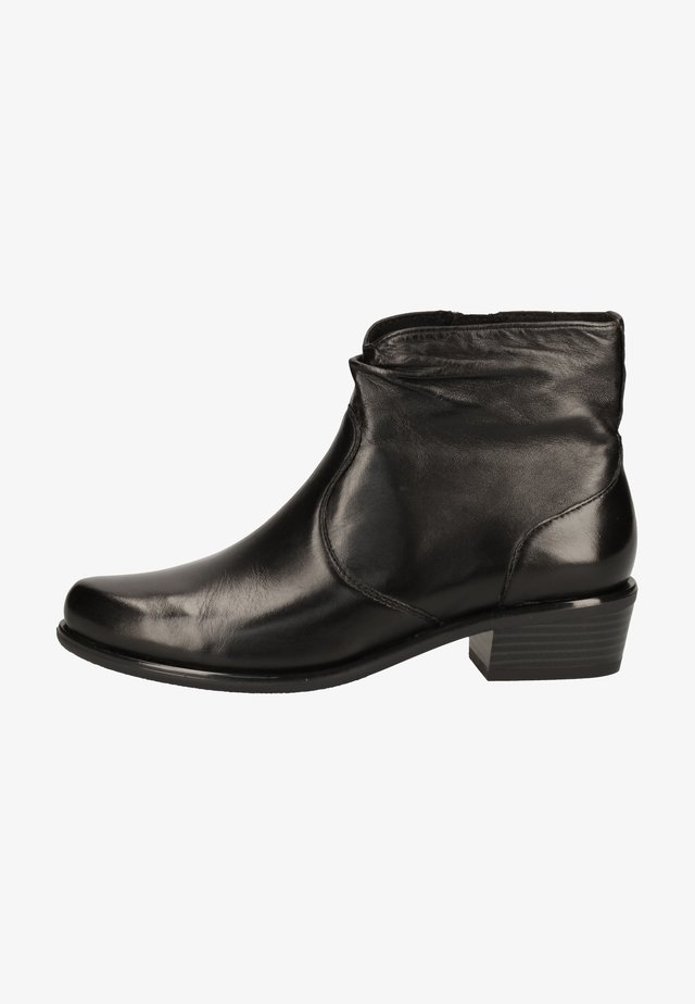 Ankle boot - black soft nap
