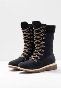 Caprice - Lace-up boots - ocean - 4