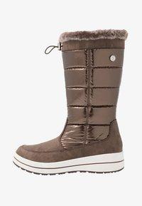 Caprice - Zimní obuv - bronce - 1