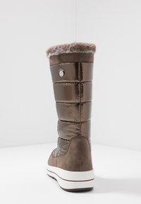 Caprice - Zimní obuv - bronce - 5