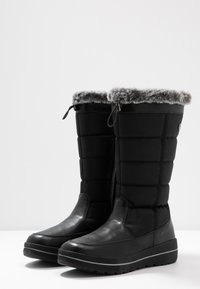 Caprice - Winter boots - black - 4