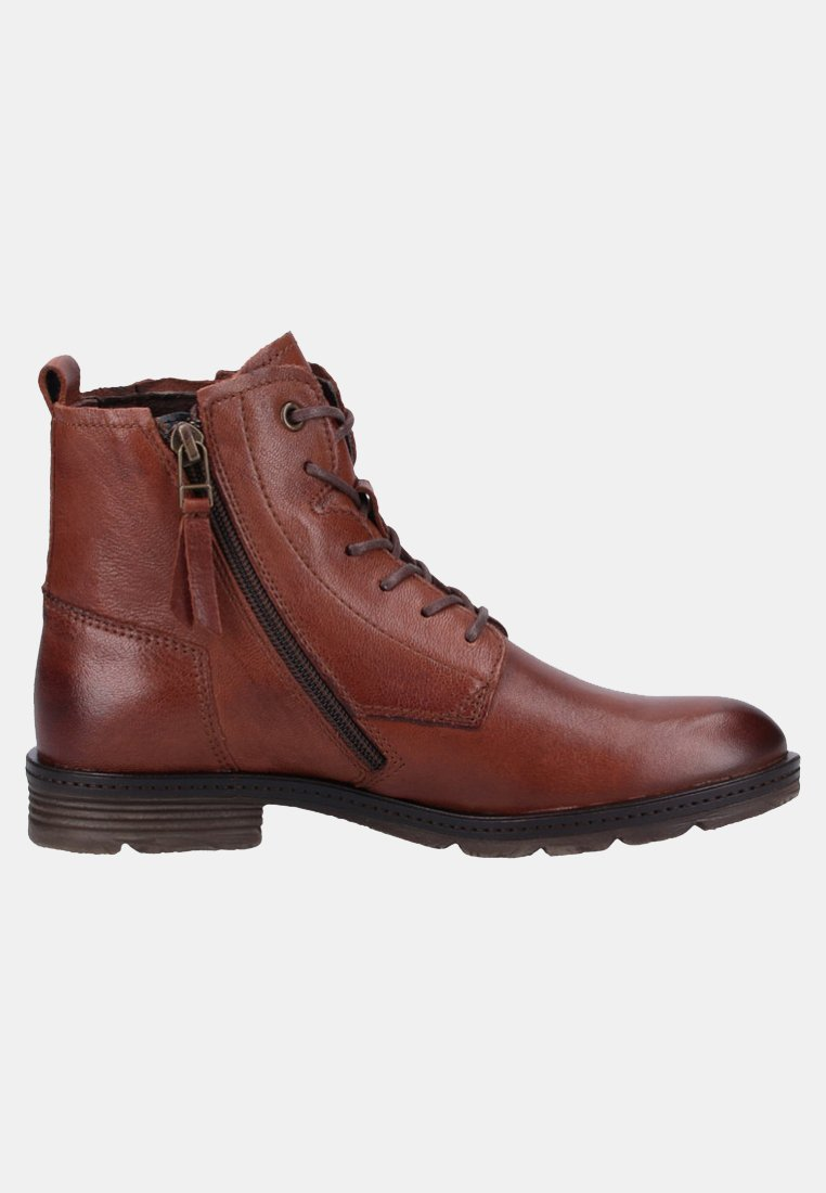 camel active BOTTINES - Schnürstiefelette - brown - Black Friday