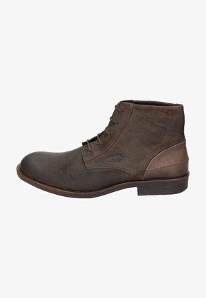 Kotníková obuv - mocca