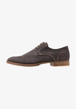 BOAVISTA - Šněrovací boty - charcoal