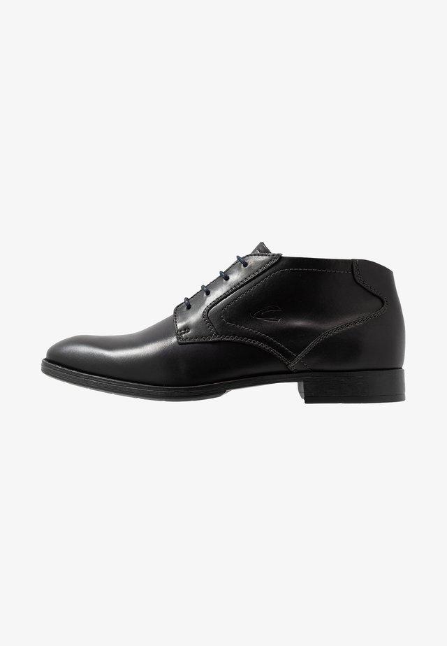 BOAVISTA - Smart lace-ups - black