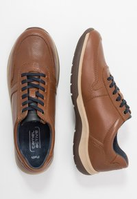 camel active - PATH - Casual lace-ups - almond - 1