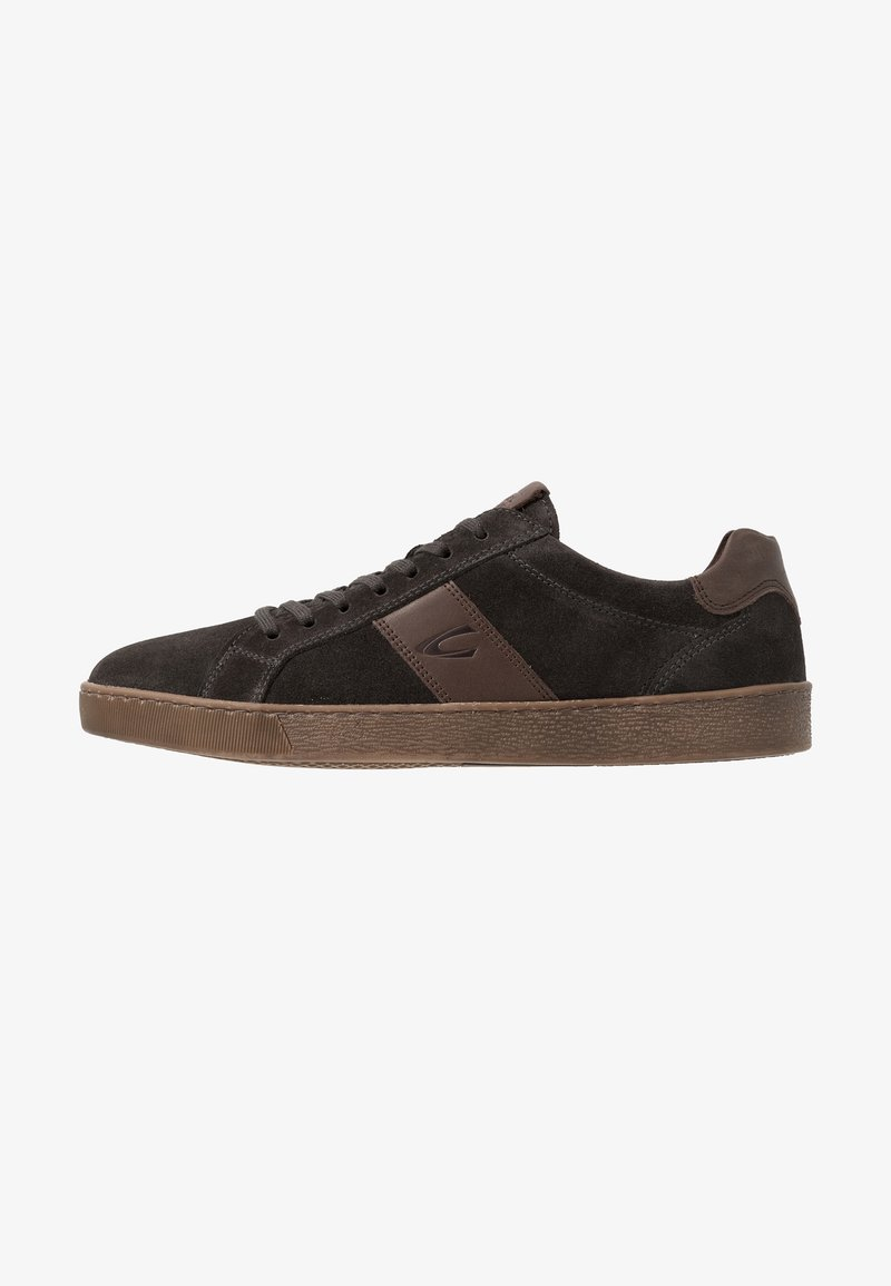 camel active - TONIC - Trainers - dark grey/mocca