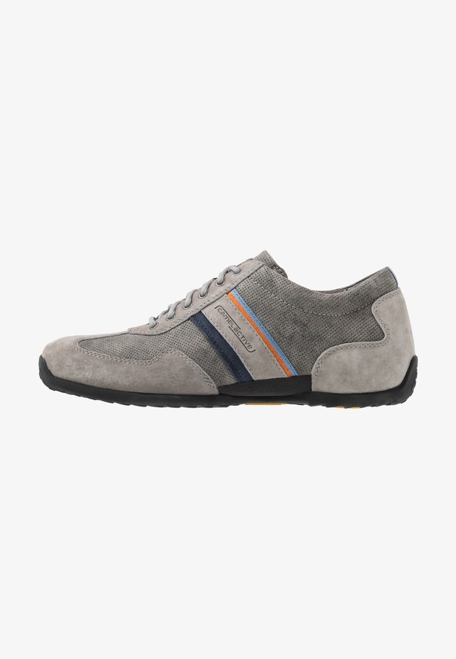 SPACE - Trainers - midgrey/dark grey