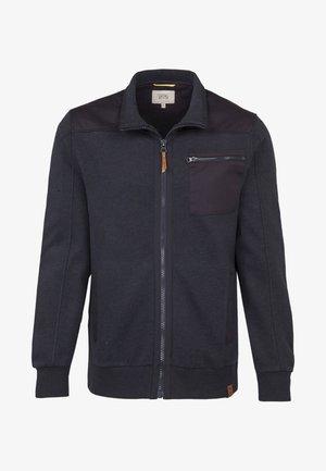 Zip-up hoodie - marine core