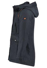 camel active - Winter coat - navy - 2