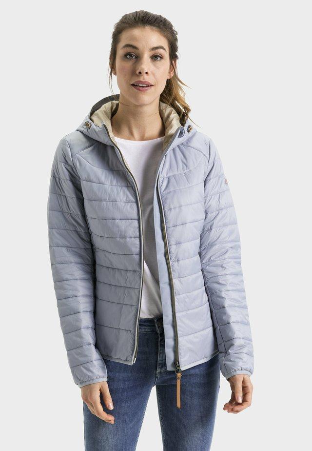 Winter jacket - sky blue