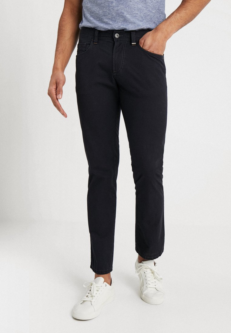camel active - Trousers - marine blue