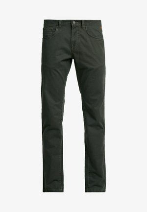 HOUSTON - Kalhoty - khaki