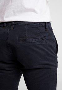 camel active - Chino kalhoty - dark blue - 5