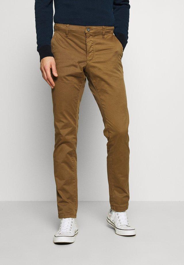 Chino kalhoty - braun