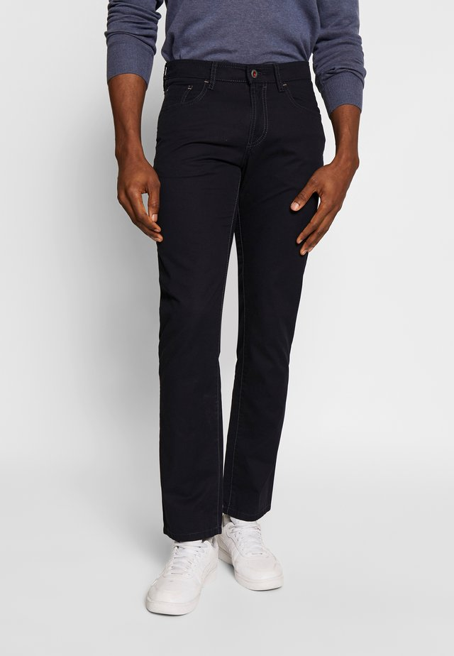 HOUSTON - Broek - darkblue