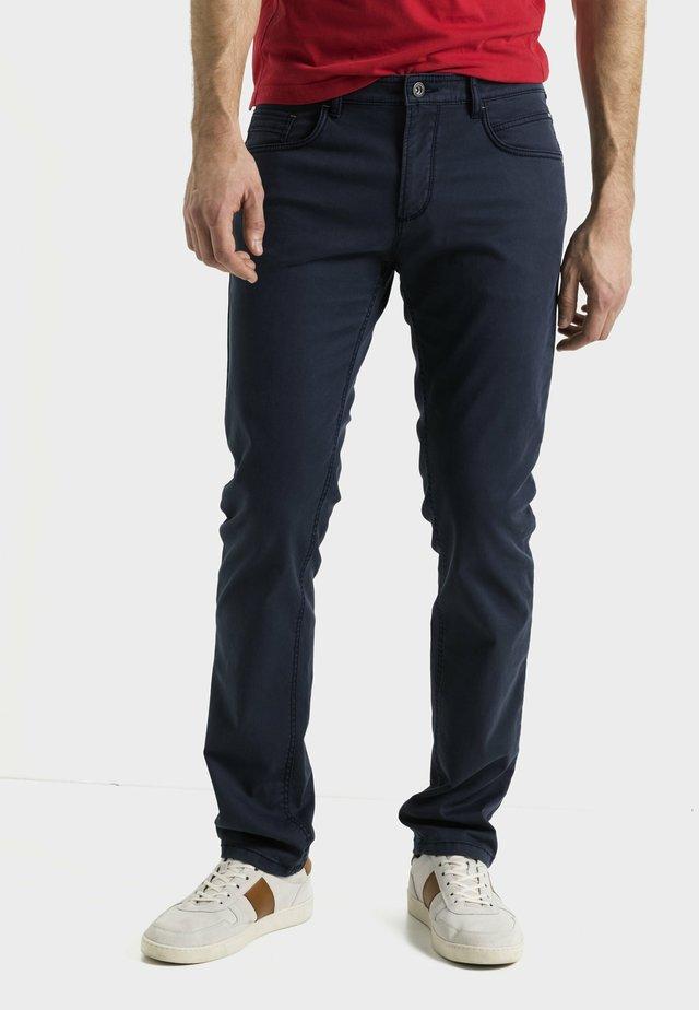 IM 5-POCKET-STYLE - Trousers - dark blue