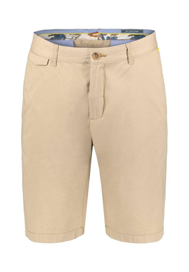CHINO - Shorts - sand (21)