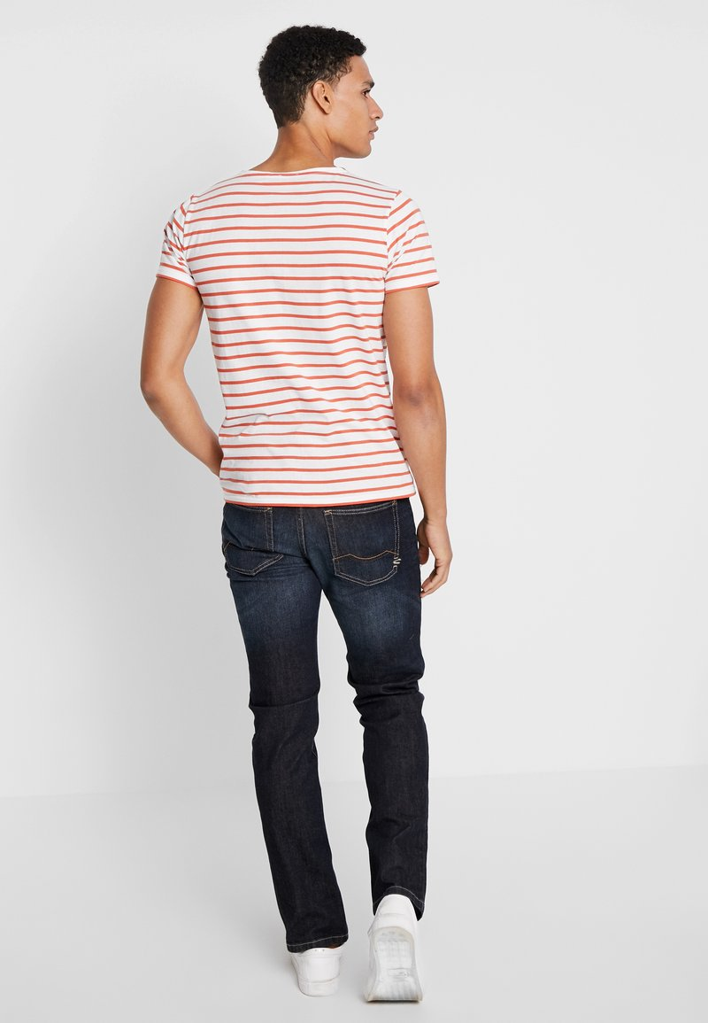 camel active - WOODSTOCK - Straight leg jeans - stoned blue