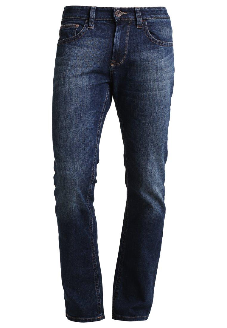 Camel Active Straight Leg Jeans - Stoned Blue UK
