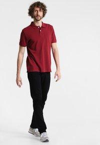 camel active - HOUSTON  - Jeans Straight Leg - black - 1