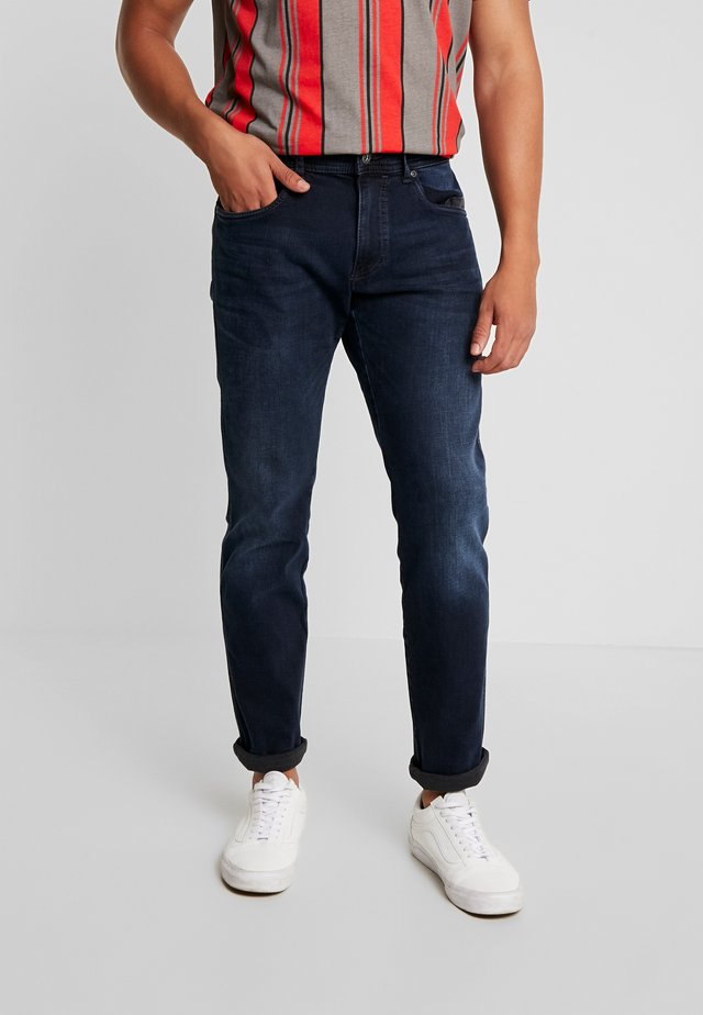 MADISON - Džíny Slim Fit - dark blue