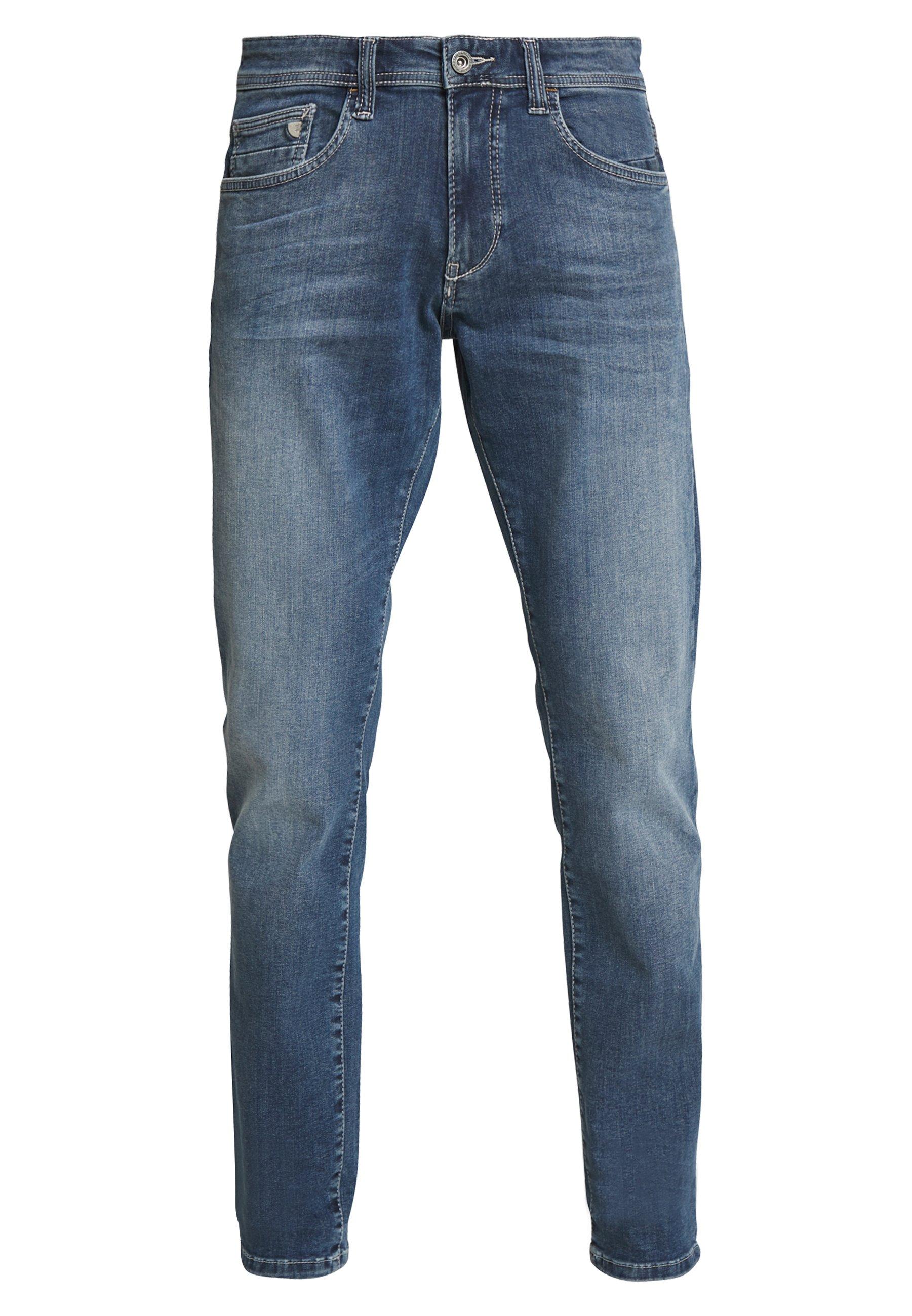 Camel Active Madison - Jeans Slim Fit Blue Denim