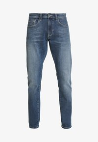camel active - MADISON - Slim fit jeans - blue denim - 4