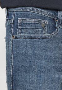 camel active - MADISON - Slim fit jeans - blue denim - 3