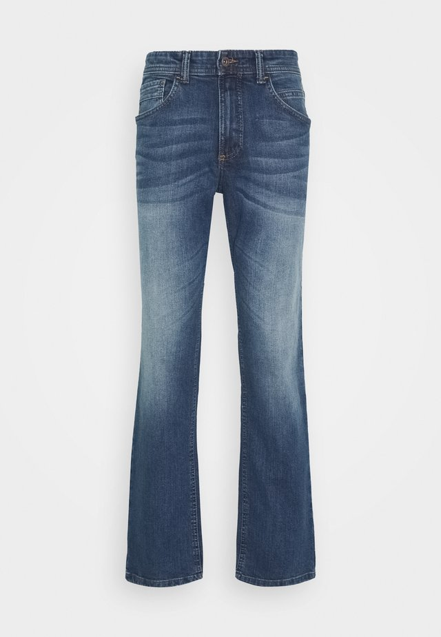 Jeans Straight Leg - stone blue