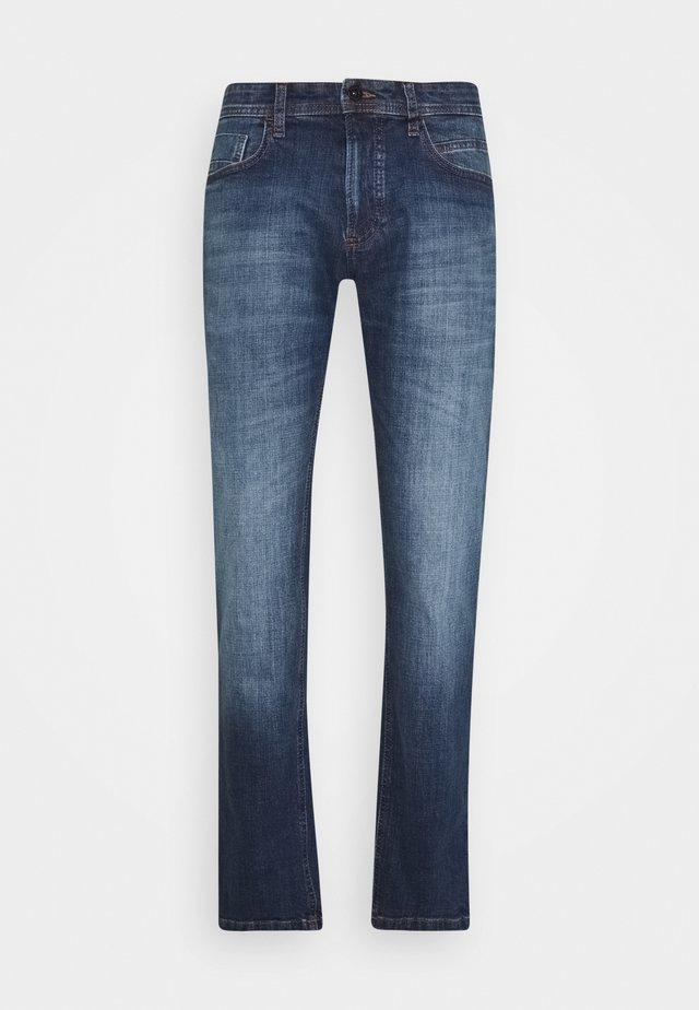 REGULAR - Jeans straight leg - midblue used