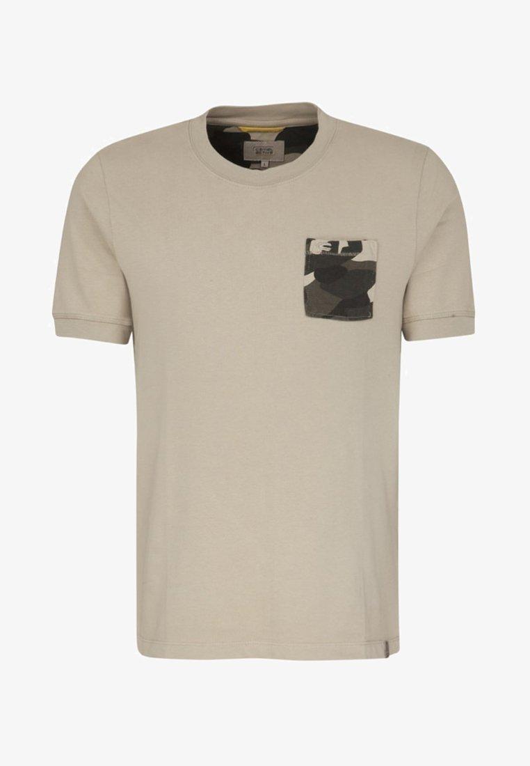 camel active - T-Shirt print - beige
