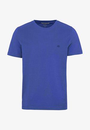 Basic T-shirt - midblue
