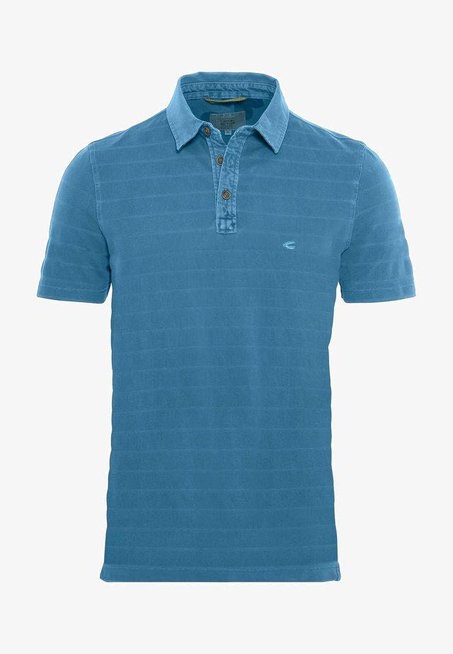 Polo shirt - seashell