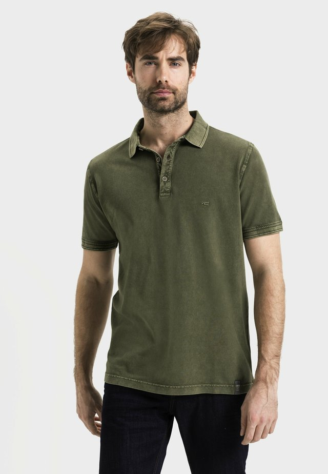 Polo shirt - olive