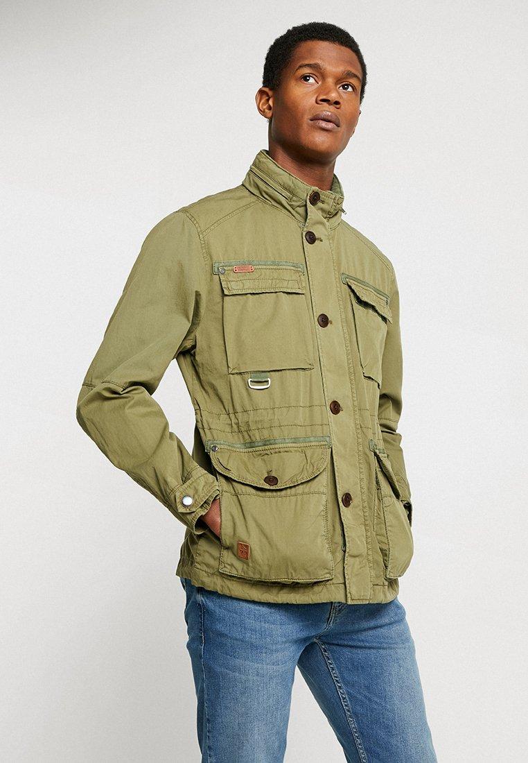camel active - Summer jacket - oliv
