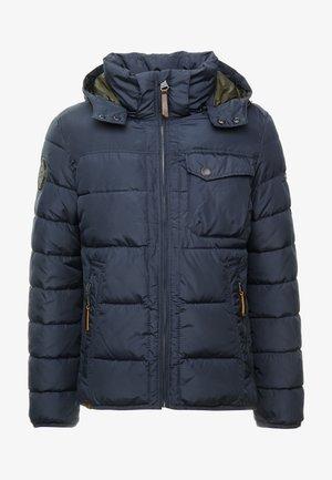 Winterjacke - dunkelblau