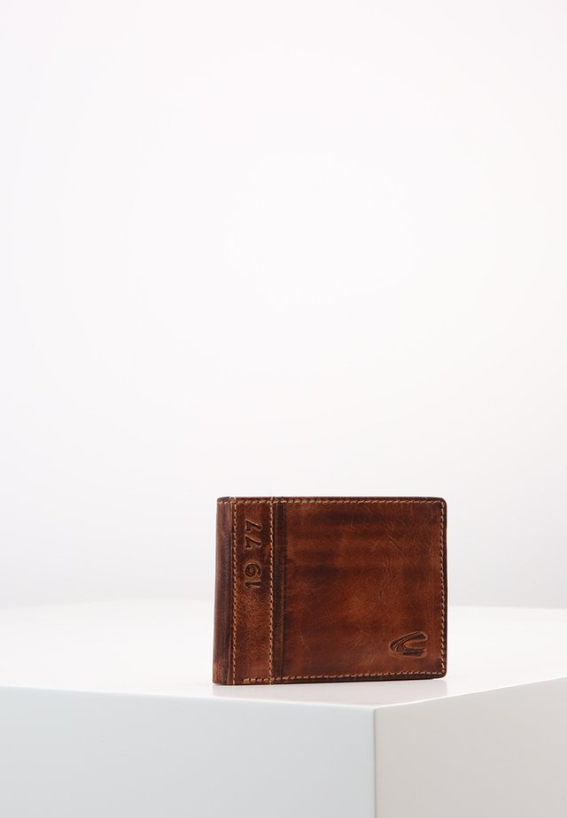 MELBOURNE - Wallet - brown