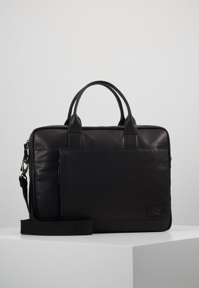 BUSINESS BAG LAREDO - Briefcase - black