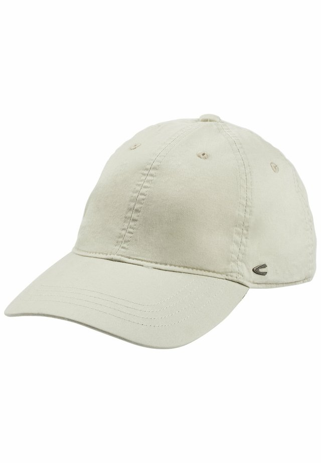 Cap - light beige